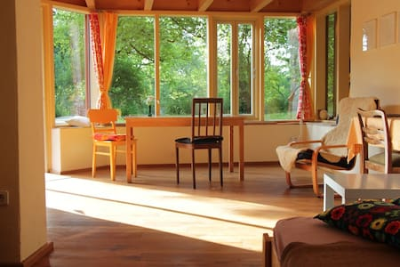 Wunderschöne Souterrainwohnung - Apartment