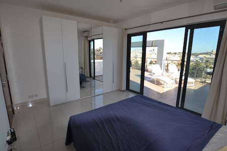 Penthouse, Sunny Terrace, View