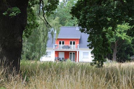 Ferienwohnung am Krakower See - Krakow am See - Apartamento