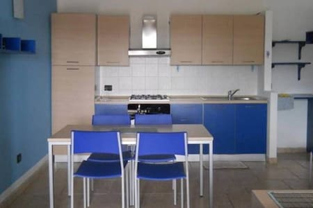 flat on the residence close to main hotel & beach - Appartement