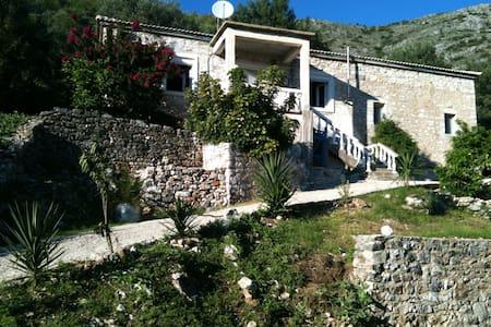 Rita Stone Villa  Plataria sea view - Πλαταριά - Villa