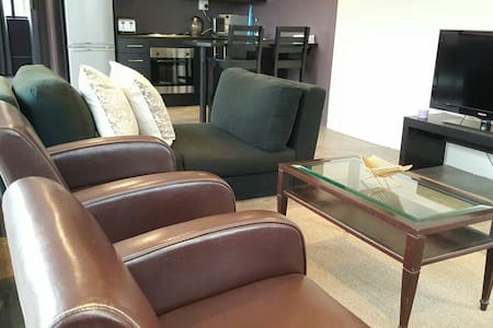 PENTHOUSE ONE BED TRENDY MILPARK - Apartment
