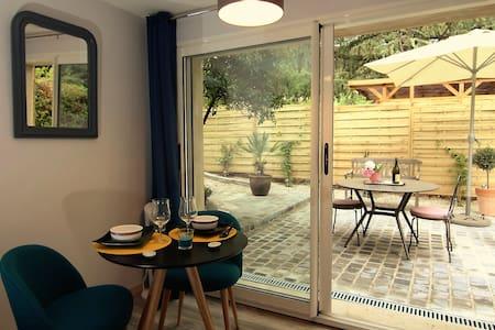 Très beau studio indépendant à 5 min d'Avignon . - Apartment