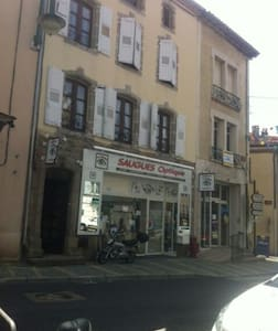 Appartement Saugues centre. GR65. - Saugues