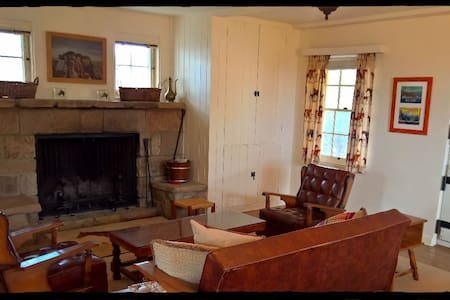 Private Suite at Historic Ranch - Bed & Breakfast
