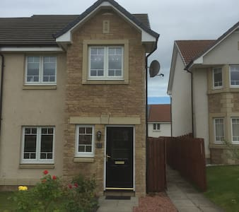 Canalside home - Falkirk - House