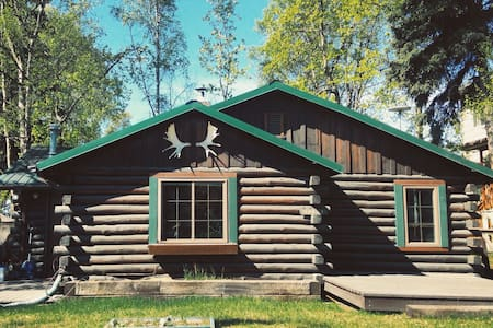 The Mayor's Cabin -- Downtown - Anchorage - House