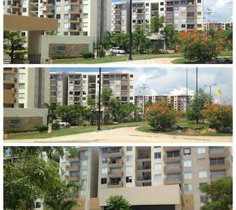 Espectacular Apartamento Hacienda Peñalisa Bambú - Girardot - Apartment