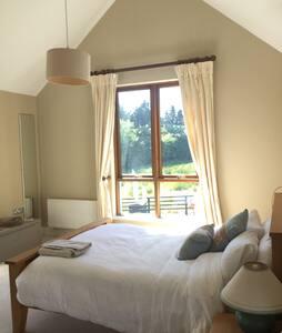 Luxury king size light filled room - Gorey - House