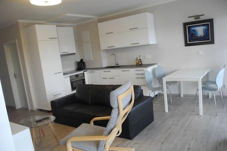 Seniorengerechte Wohnung am Strand - Appartamento