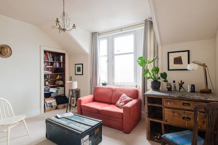 Cosy double room in Victorian house - Apartamento