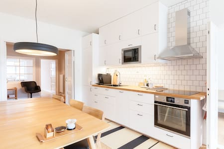 Beautiful home & central location - Helsinki - Wohnung