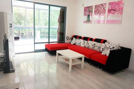 Cozy BR close jinshajiang st.L3,4,11,13 上海春天 - Shanghai - Wohnung