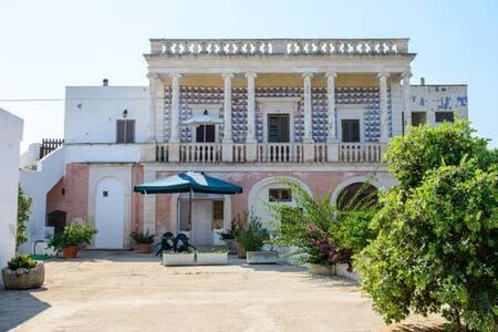 Casa 3 posti in Masseria ad Ostuni - Ostuni