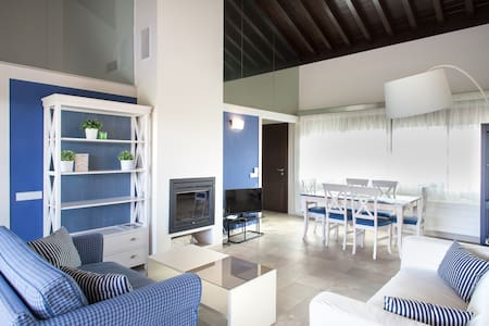 Exclusive family/golf holiday house - Hus