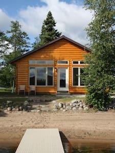 Maple 2 bedroom right on Big Sand - Park Rapids - Casa