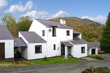 Spacious House in Beautiful Village - Beddgelert  - House