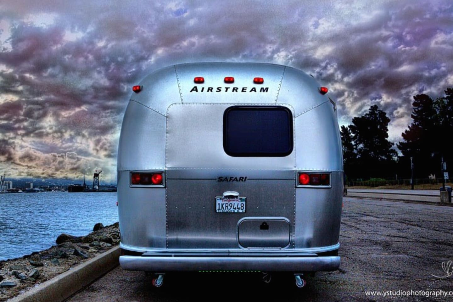 Eco Airstream Retreat in the SF Bay