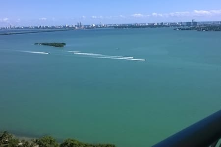 PENTHOUSE.  SPECTACULAR VIEW 1B/1B - Miami - Apartment
