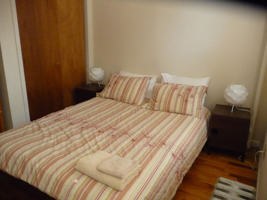 Room for a girl in Park Slope