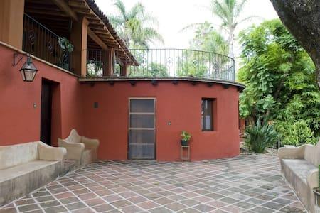 Cuarto Petirojo - Huis