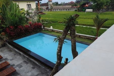 Room With Pool-Ubud Center