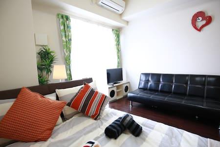 Osaka Dotonbori Fancy Apartment6 - Apartment
