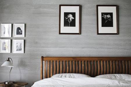舞木民宿~背山面海 坐落在真柄梯田中 只有三間兩人房的寧靜舒適自在空間 - Bed & Breakfast