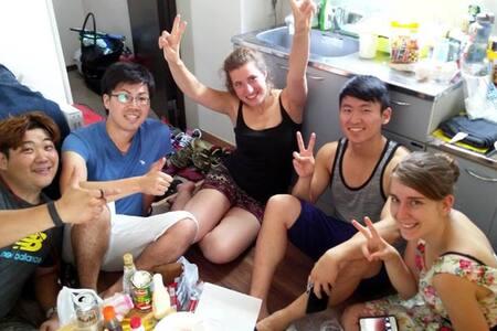 Best location Tokyo st 2 stop bunk E - Appartamento