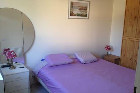 chambre privée 2 lits séparés - Huoneisto