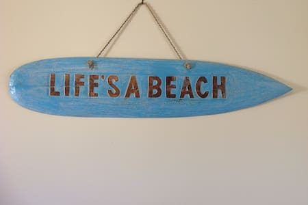 Life's a beach  ! With free WIFI ! - Apollo Bay - House
