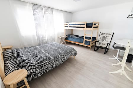 """""""Comestay"""" Double bed+bunk bed Room KR - Songpa-gu"""