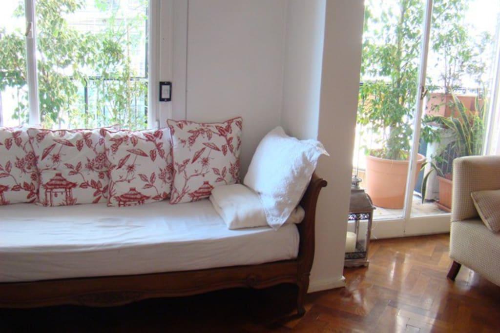 Elegant flat at Residential Palermo
