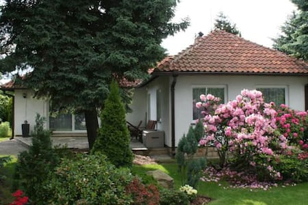 House & garden in stylish location - House