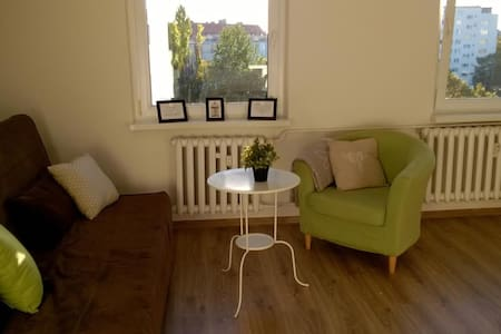 2 bedroom sunny, scandinavian style