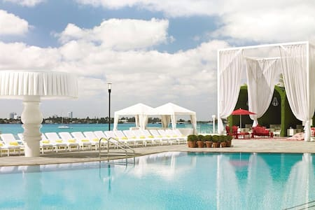 South Beach Luxury Mondrian 5 Star
