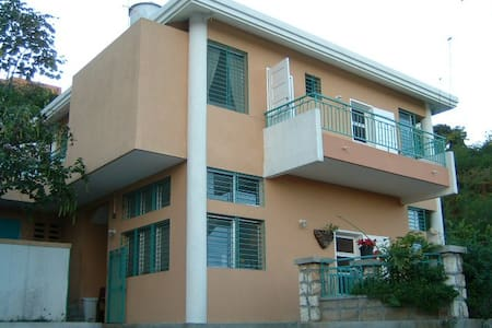 Quiet and secure townhouse complex