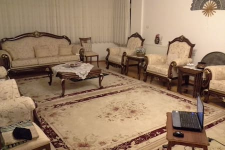 Clean Traditional Tur. Family House - Meram