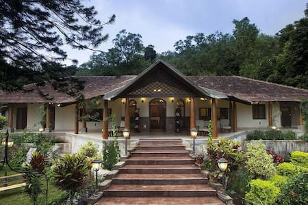 Old Kent Estates & Spa (Coorg) - Villa