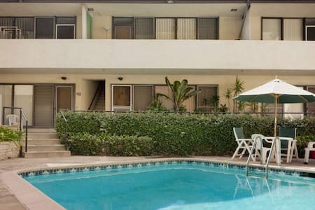 Charming Little Sunset Strip Pad - Los Angeles - Apartment