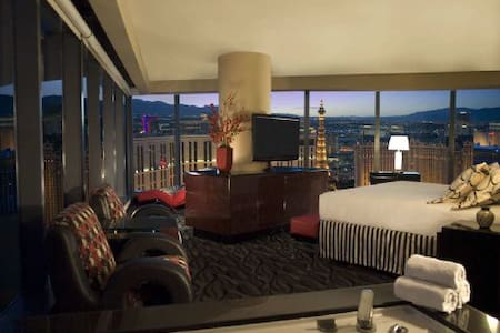2Bedroom on the Vegas Strip for 6