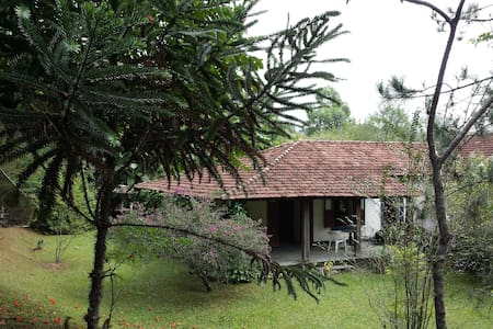 Into the wild on Rio's country side - Miguel Pereira - House