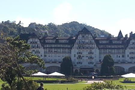 Palácio Quitandinha - Petrópolis - Apartment
