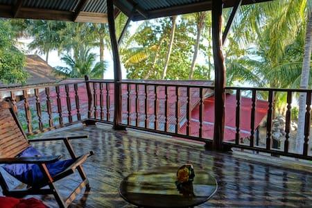 Jungle Lodge at the beach - Ko Pha Ngan - Condominium