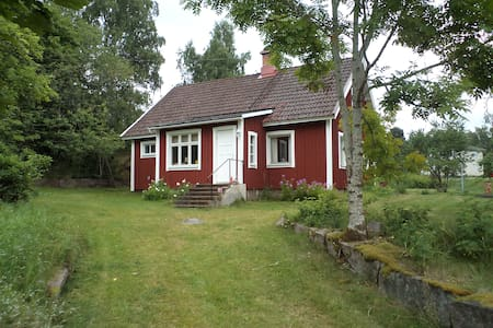 Naturnära Hus -gammaldags charaktär - Haus