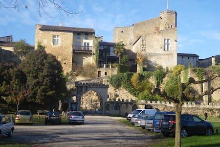 Maison dans coeur village médiéval - Loft