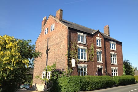 B&B Whole House nr Knutsford - Pickmere