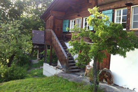 Ferienhaus Blatti - Wohnung