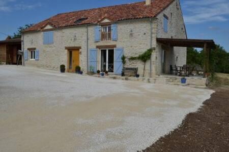 La Grange de Madeleine - Haus