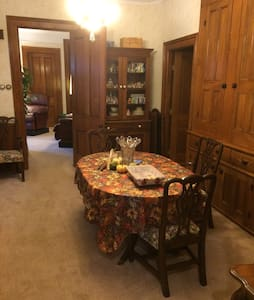 Stay in a classic Victorian Mansion - Spencer - Bed & Breakfast